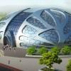 新艺标环艺 重庆艺术建筑 重庆特色建筑 重庆地标建筑
