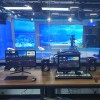 超清实时编辑 在线制播直播推流虚拟演播室设备