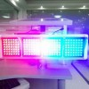 阿勒泰高速专用太阳能爆闪灯双面爆闪警示灯交通设施