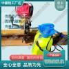 铁路电动钢轨钻孔机DZG-13_铁路轨道专用钻孔机
