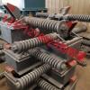 供应矿用气动抱轨阻车器 30KG气动阻车器厂家 单轨阻车器
